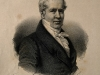 Charles Louis Bazin (1802-1859), Alexander von Humboldt, Lithografie nach Francois Grard, 47 x 32,5 cm, auf dem Stein signiert : Grard pinx. 1832, Ch. Bazin 1832, Inschrift: Lith de Delpech. Aldre Humboldt, 1832.