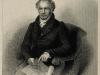 A. H. Payne nach P. E. Jacobs (1802-1866), Alexander von Humboldt, Punktstich.