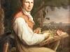 Friedrich Georg Weitsch (1758-1828), Alexander von Humboldt, Öl auf Leinwand, 127 x 94 cm, 1806.