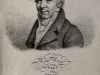 Jules Boilly (1796-1874), Lithografie, 31 x 23 cm, Sign.: Jul Boilly 1821, Inschrift: Institut Royal de France Acadie. des sciences. Le Baron de Humboldt (Frdric-Henry-Alexandre) Associ tranger N  Berlin, le 24 Septembre 1769, lu en 1810, 1821.