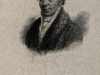 Ambroise Tardieu (1788-1841), Alexander von Humboldt, Stahlstich. 