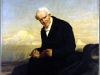Julius Schrader (1815-1900), Alexander von Humboldt, l auf Leinwand, 158,8 x 138,1 cm, 1859.