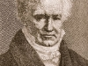 Kupferstich nach Hermann Biows (1810-1850) Daguerreotypie, ca. 1847.