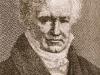 Kupferstich nach Hermann Biows (1810-1850) Daguerreotypie, ca. 1847.