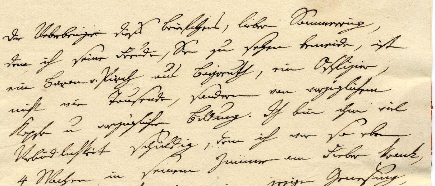 Briefwechsel mit Samuel Thomas von Soemmerring – avhumboldt.de