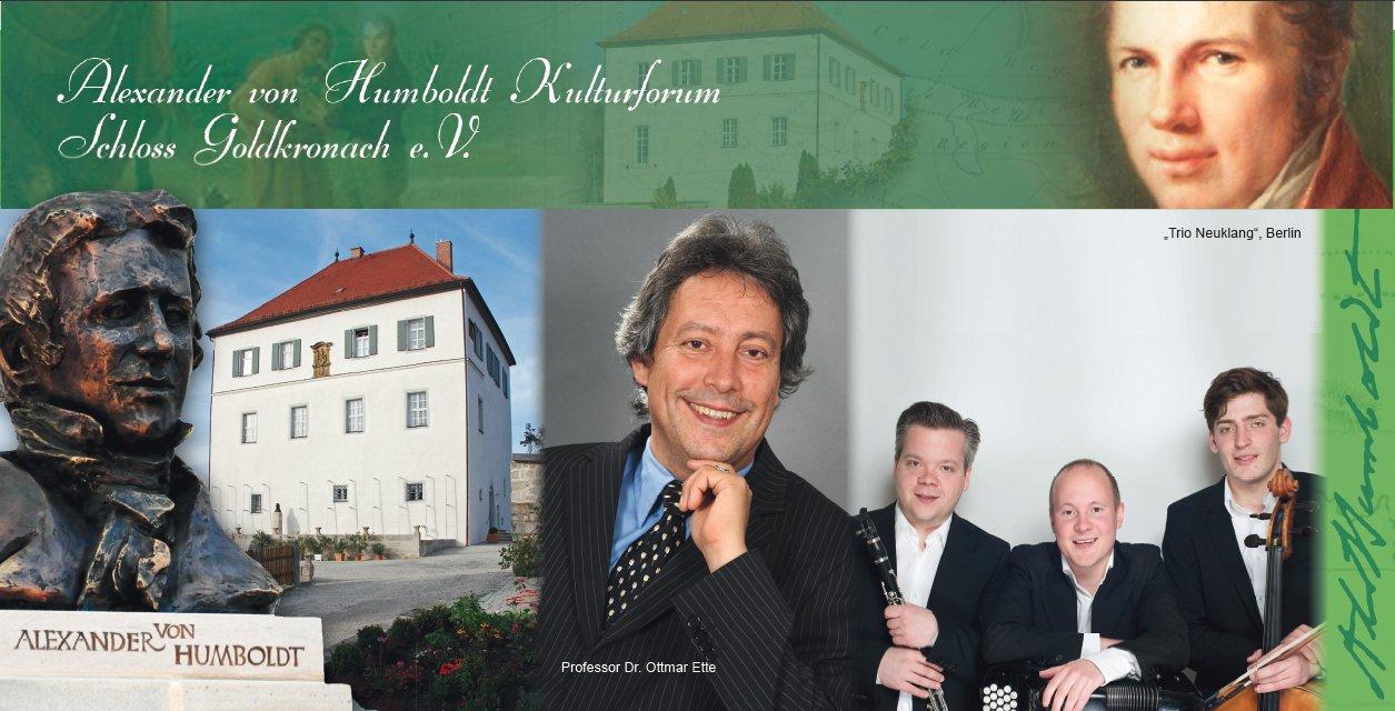 Humbolt-Tag Schloss Goldkronach