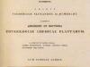 """Abb. 12: A. von Humboldts Schrift """"Florae Fribergensis Specimen"""""""