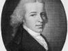 Abb. 13: Alexander von Humboldt 1796. (Stich von A. Krausse, nach dem Porträt von J.H. Schröder)
