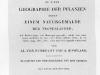 """Abb. 15: Das J. W. Goethe gewidmete Werk A. von Humboldts """" Ideen einer Geographie der Pflanzen"""" von 1807"""
