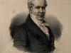 Charles Louis Bazin (1802-1859), Alexander von Humboldt, Lithografie nach Francois Gérard, 47 x 32,5 cm, auf dem Stein signiert : Gérard pinx. 1832, Ch. Bazin 1832, Inschrift: Lith de Delpech. Aldre Humboldt, 1832.