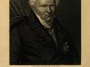 C. Cook nach Emma Gaggiotti-Richards, Alexander von Humboldt, Punktstich, 1854.