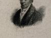Ambroise Tardieu (1788-1841), Alexander von Humboldt, Stahlstich.