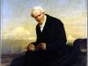 Julius Schrader (1815-1900), Alexander von Humboldt, Öl auf Leinwand, 158,8 x 138,1 cm, 1859.