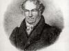 Druck nach Lithografie von W. Brandt, ca. 1829.